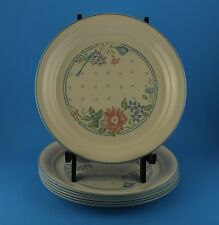 "Set of 6 Corelle ""SYMPHONY"" 8.5"" Lunch Plates"