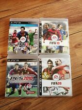 FIFA 09, 10, 13 PS3 PES 2010 Collection PlayStation 3 Games FREEPOST