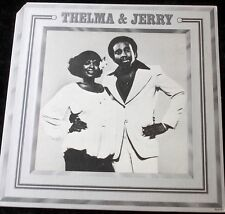 THELMA HOUSTON & JERRY BUTLER Thelma & Jerry LP