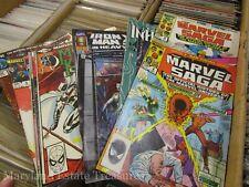 Lot of 60-75 Box of Bulk Comics - Medium Priority Mail Box full - FREE SHIPPING