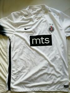 Partizan Belgrade 2017- 2018 away jersey