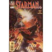 Starman (1994 series) #1 in Near Mint condition. DC comics [*cw]