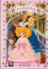 COFFRET 4 DVD GWENDOLINE saison 1 - 26 épisodes TBE manga anime