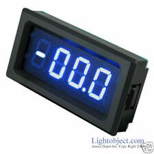 Up8135 Blue Led Dc 500A Digital Current Meter Pwr 6-15V