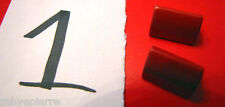 2 alberghi rossi del monopoli gioco vintage albergo rosso in legno a base piatta