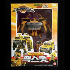 MINIFORCE MAXBOT Super Sentai Ranger Transformers Korean Robot Figure SONOKONG