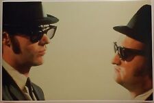 "The Blues Brothers FULL SIZE 36"" x 24"" Movie Poster Jake Elwood Bar Man Cave"