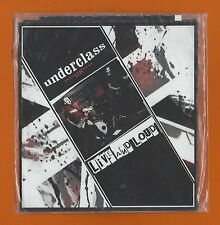 UNDERCLASS UK - LIVE AND LOUD - (still sealed cd) - PLL001