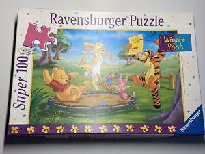 Puzzle 100 pièces Winnie L'ourson