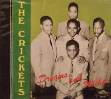THE CRICKETS 'Dreams & Wishes' - 17 Tracks on RELIC #7022