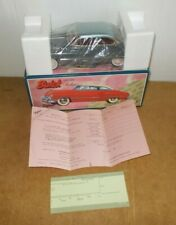 Vintage tin toy - FIFTIES 50's made in Japan - BUICK sedan grey MINT BOXED - 80s