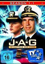 Elliott, David James - JAG - Im Auftrag der Ehre/Season 1.1 [3 DVDs] (OVP)