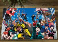 Anime Goblin Slayer Yugioh Playmat CCG TCG Mat Trading Card Gaming Play Mat 01