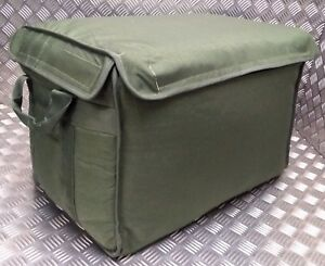 Genuine British Military Large Heavy Duty Thermal Insulated Field Holdall GD1