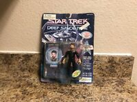 1993 Playmates Star Trek Deep Space Nine - Lt. Thomas Riker - Action Figure