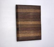 Vintage wooden Cigarette case Medical Marijuana case Hard shell pocket