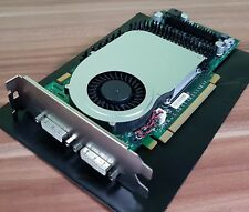 NVIDIA Quadro fx3450 256mb dual DVI PCI-e 8974: ­ 120 top!