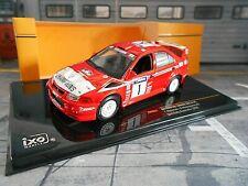 MITSUBISHI Lancer EVO 6 VI WRC 1999 Rallye Australia #1 Mäkinen IXO KB 1:43