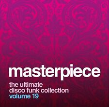 Masterpiece The Ultimate Disco Funk Collection Vol. 19 Various Artists Audio C