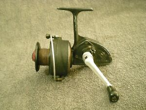 USED VINTAGE DAM QUICK FINESSA SPINNING REEL MADE IN GERMANY