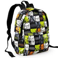 New Fashion Star Wars Kindergarten Bag Boys Backpacks Kids Cartoon School BaG
