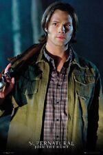 SUPERNATURAL Sam Winchester (Jared Padalecki) POSTER (24x36) rolled poster