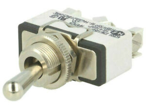 635H Switch: toggle; Positions: 2; SPST; on-(on); 15A/250VAC; 5A/25VDC