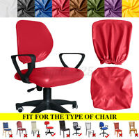 Office Chair Cover Elastic Waterproof Computer Chair Arm Chair Cover Stretch AU