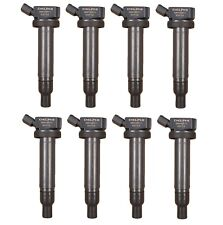 Set of 8 Delphi Direct Ignition Coils for Lexus GX470 Toyota Land Cruiser V8