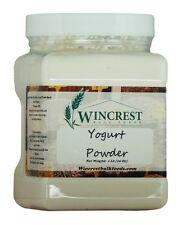 Yogurt Powder - 1 Lb Tub - Free Expedited Shipping!