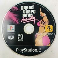 Grand Theft Auto: Vice City GTA Sony Playstation 2 PS2 Greatest Hits - DISC ONLY