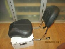Harley Davidson Comfortable Seat and removable sissybar  - For Deluxe models bt