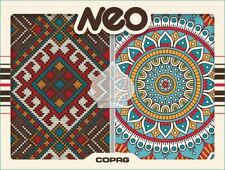 Copag - CULTURE - Neo Series Bridge Size Jumbo Index Playing Cards