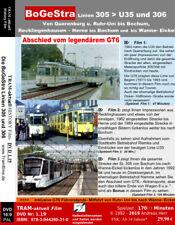 BoGeStra   Die Linien 305 > U35 und 306 im Wandel der Zeiten  - Die aktuelle DVD