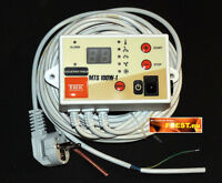 Steuerung Regler Luftwechsel Lüftungsregler MTS 100W-1 Sauggebläse Druckgebläse