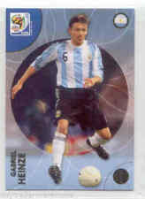Panini Argentina Season Soccer Trading Cards 2010
