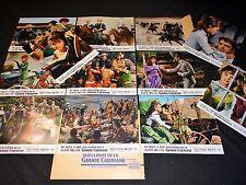 SUR LA PISTE DE LA GRANDE CARAVANE jeu photos lobby cards  cinema western 1964