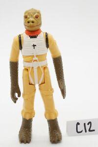 Vintage Loose 1980 Star Wars: Empire Strikes Back Bossk Figure