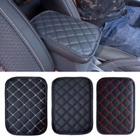 2018 Individuality  Car SUV Armrest Center Console Pad Cushion Cover Mat fur