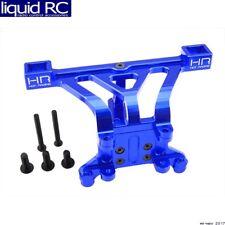 Hot Racing RVO29M06 Aluminum Front Body Mount (Blue) - E-Revo Revo Slayer Summit