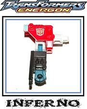 Transformers Energon _ DX Class _ Inferno _ Robot Right Arm