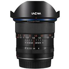 Venus Laowa 12mm f/2.8 Zero-D D-Dreamer Ultra-WideAngle Lens for Pentax K