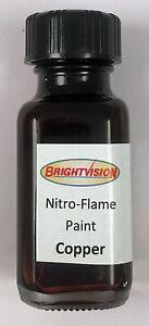 Brightvision COPPER Nitro-Flame Redline Restoration and Custom Paint - COPPER