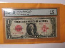 FR#40 1923 $1 LEGAL TENDER (RED SEAL)