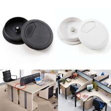 Bureaux et tables d'ordinateur blancs en plastique pour la maison
