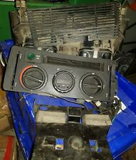 BMW 6 series air conditioner