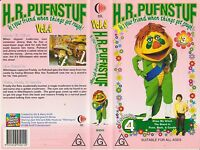 H.R.Pufnstuf  (Volume 4) - 1969 Australian CEL Issue - 3 Awesome Episodes on VHS