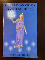 Occult Anatomy and the Bible by Corinne Heline (1991, Paperback, Reprint)
