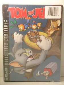 Tom and Jerry Cartoons----Spotlight Collection---TV Series-----DVD