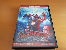 SPLATTERHOUSE PART 2 JAP SEGA MEGA DRIVE